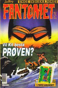 Cover Thumbnail for Fantomet (Semic, 1976 series) #9/1993