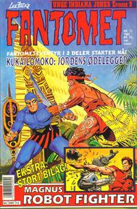 Cover Thumbnail for Fantomet (Semic, 1976 series) #12/1993