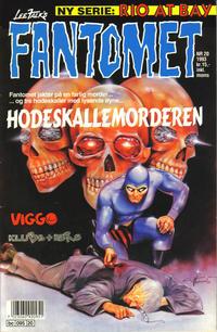 Cover Thumbnail for Fantomet (Semic, 1976 series) #20/1993