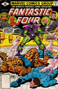 Cover Thumbnail for Fantastic Four (Marvel, 1961 series) #206 [Direct]