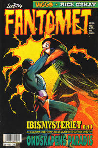 Cover Thumbnail for Fantomet (Semic, 1976 series) #26/1993