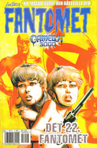 Cover Thumbnail for Fantomet (Hjemmet / Egmont, 1998 series) #16/2000