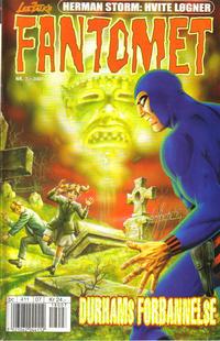Cover Thumbnail for Fantomet (Hjemmet / Egmont, 1998 series) #7/2001