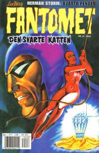 Cover Thumbnail for Fantomet (Hjemmet / Egmont, 1998 series) #8/2001
