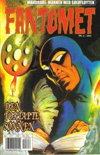 Cover Thumbnail for Fantomet (Hjemmet / Egmont, 1998 series) #9/2001