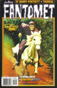 Cover Thumbnail for Fantomet (Hjemmet / Egmont, 1998 series) #19/2001