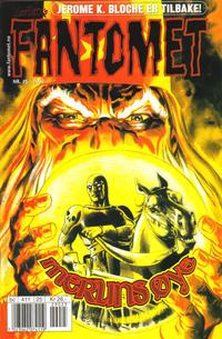 Cover Thumbnail for Fantomet (Hjemmet / Egmont, 1998 series) #25/2002