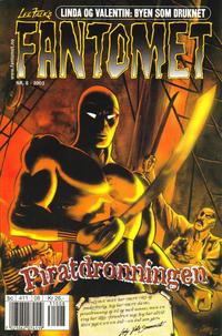 Cover Thumbnail for Fantomet (Hjemmet / Egmont, 1998 series) #8/2003