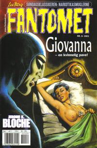 Cover Thumbnail for Fantomet (Hjemmet / Egmont, 1998 series) #9/2003