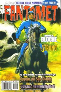 Cover Thumbnail for Fantomet (Hjemmet / Egmont, 1998 series) #10/2003
