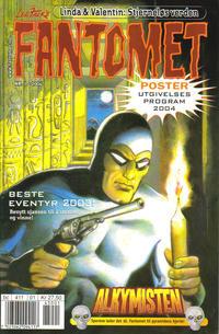 Cover Thumbnail for Fantomet (Hjemmet / Egmont, 1998 series) #1/2004
