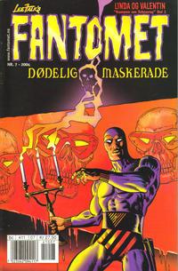 Cover Thumbnail for Fantomet (Hjemmet / Egmont, 1998 series) #7/2004