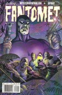 Cover Thumbnail for Fantomet (Hjemmet / Egmont, 1998 series) #11/2004