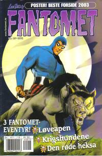 Cover Thumbnail for Fantomet (Hjemmet / Egmont, 1998 series) #15/2004