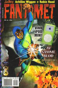 Cover for Fantomet (Hjemmet / Egmont, 1998 series) #24/2004