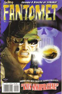 Cover Thumbnail for Fantomet (Hjemmet / Egmont, 1998 series) #4/2005