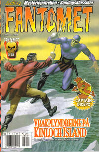 Cover Thumbnail for Fantomet (Hjemmet / Egmont, 1998 series) #11/2006