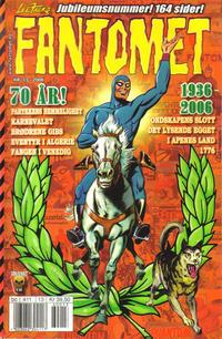 Cover Thumbnail for Fantomet (Hjemmet / Egmont, 1998 series) #13/2006