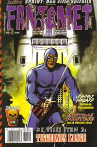 Cover Thumbnail for Fantomet (Hjemmet / Egmont, 1998 series) #14/2006