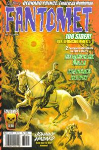 Cover for Fantomet (Hjemmet / Egmont, 1998 series) #17/2006