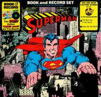 Cover Thumbnail for Superman [Book and Record Set] (Peter Pan, 1976 series) #BR 514