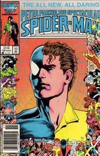 Cover Thumbnail for The Spectacular Spider-Man (Marvel, 1976 series) #120 [newsstand]