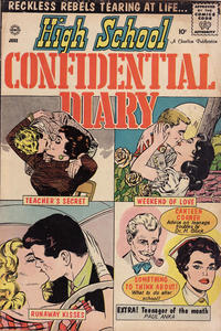 Cover Thumbnail for High School Confidential Diary (Charlton, 1960 series) #1