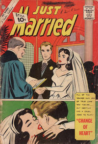 Cover Thumbnail for Just Married (Charlton, 1958 series) #24