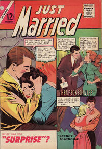 Cover Thumbnail for Just Married (Charlton, 1958 series) #39