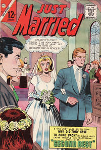 Cover Thumbnail for Just Married (Charlton, 1958 series) #45