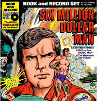 Cover Thumbnail for Six Million Dollar Man [Book and Record Set] (Peter Pan, 1976 series) #BR 519