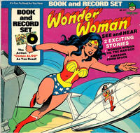 Cover Thumbnail for Wonder Woman [Book and Record Set] (Peter Pan, 1976 series) #BR-517