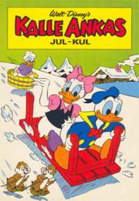 Cover Thumbnail for Kalle Ankas julkul (Hemmets Journal, 1963 series) #1974