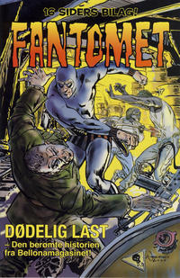 Cover Thumbnail for Fantomet Dødelig Last (Hjemmet / Egmont, 2006 series)