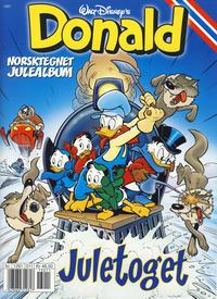 Cover Thumbnail for Donald Julealbum (Hjemmet / Egmont, 2010 series) #[2011]
