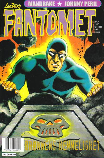 Cover for Fantomet (Semic, 1976 series) #4/1997