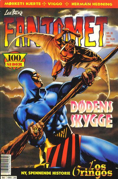 Cover for Fantomet (Semic, 1976 series) #20/1995