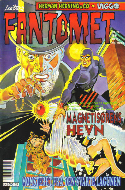 Cover for Fantomet (Semic, 1976 series) #24/1994