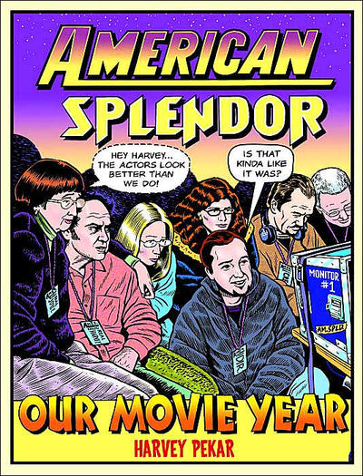 Cover for American Splendor: Our Movie Year (Random House, 2004 series)