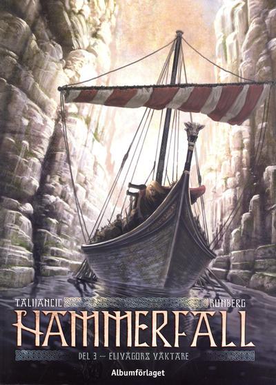 Cover for Hammerfall (Albumförlaget Jonas Anderson, 2010 series) #3 - Elivågors väktare