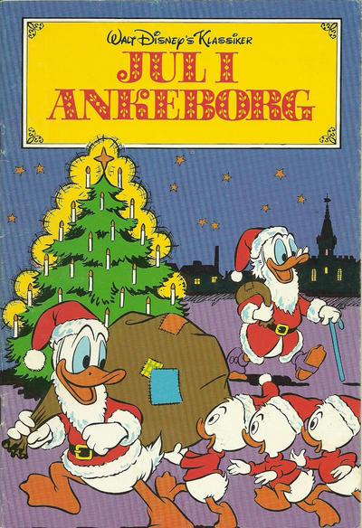 Cover for Walt Disney's klassiker: Jul i Ankeborg (Hemmets Journal, 1979 series) #[nn] [5/1979]