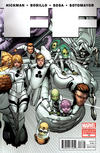 Cover Thumbnail for FF (2011 series) #13 [Direct Market Variant]