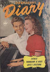 Cover for Sweetheart Diary (Fawcett, 1949 series) #5