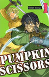 Cover for Pumpkin Scissors (Random House, 2007 series) #1