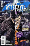 Cover for Detective Comics (DC, 2011 series) #5