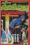 Cover for Fantomen (Semic, 1963 series) #2/1990