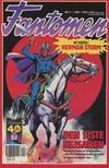 Cover for Fantomen (Semic, 1963 series) #17/1990