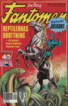Cover for Fantomen (Semic, 1963 series) #24/1990