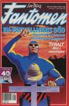 Cover for Fantomen (Semic, 1963 series) #25/1990