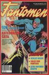 Cover for Fantomen (Semic, 1963 series) #26/1990